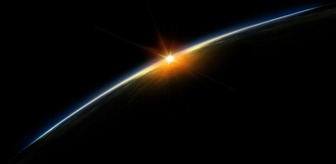 Earth around the Sun