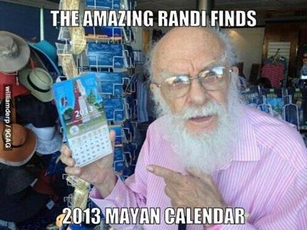 2013 Mayan's Calender