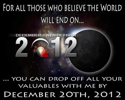 December Twenty First 2012